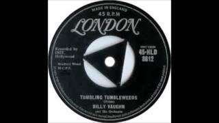 Billy Vaughn - Tumbling Tumbleweeds - 78 RPM