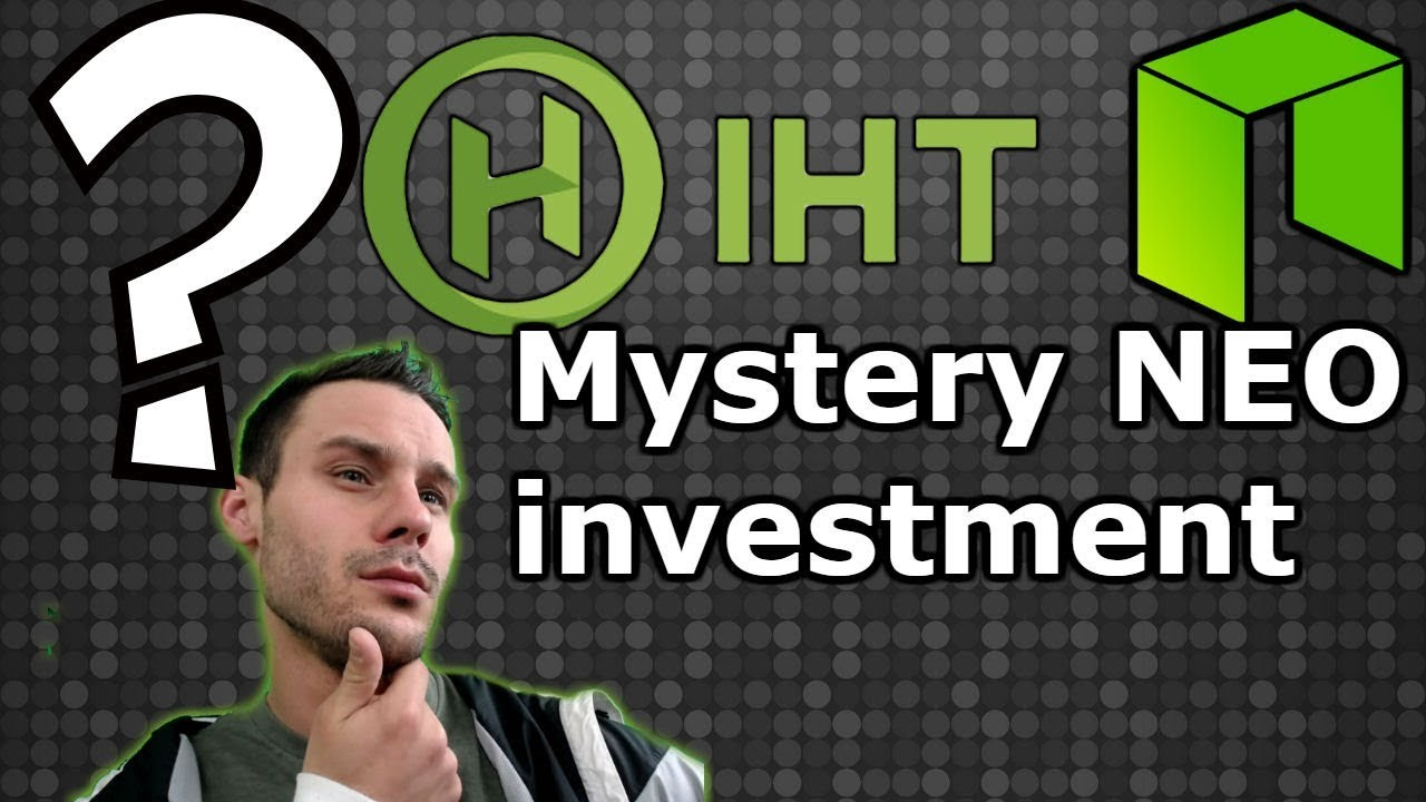 IHT | Digitizing Real Estate | NEO Invested!! | 10x potential | NEO News