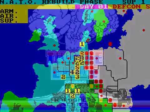 Theatre Europe ~ ZX Spectrum