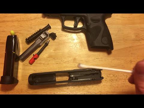 Taurus PT111 G2: Trigger Fix