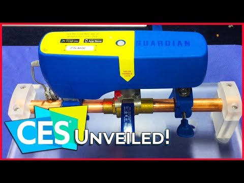 Luggage That Follows You + Smart Water Leak Sensors? The Weirdest Gadgets of CES 2018