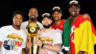 Lowry, Spicy P, Van Vleet proved their worth in the NBA Finals - Jalen Rose | Jalen & Jacoby