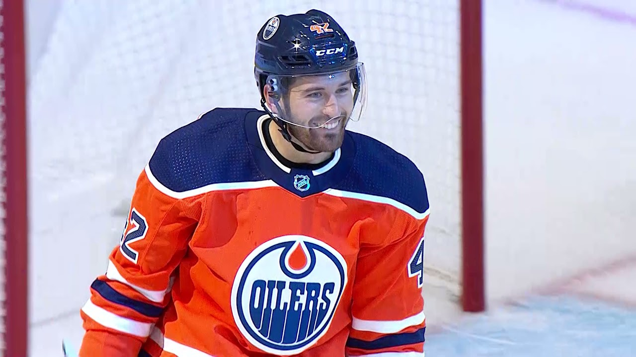 Oilers Goal: Brendan Perlini (1) 09.28.21 - YouTube