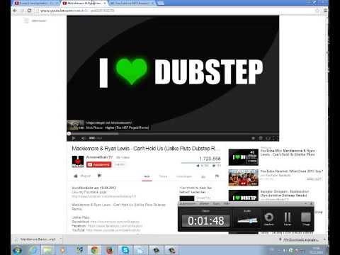 Kostenlos Mp4 oder Mp3 aus YouTube herunterladen