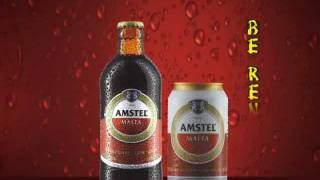 Amstel Malta animated TVC