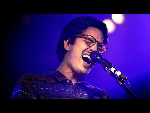 Luke Sital-Singh - Fail For You at the 6 Music Festival