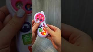 Мобильный телефон для маленьких абонентов.