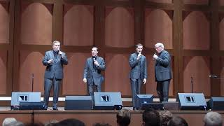 The Blackwood Brothers Quartet sings I Sing the Mighty Power of God