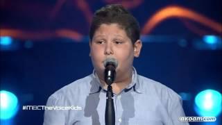 The Voice Kids اغنية اصعب كلمة بفكر فيها