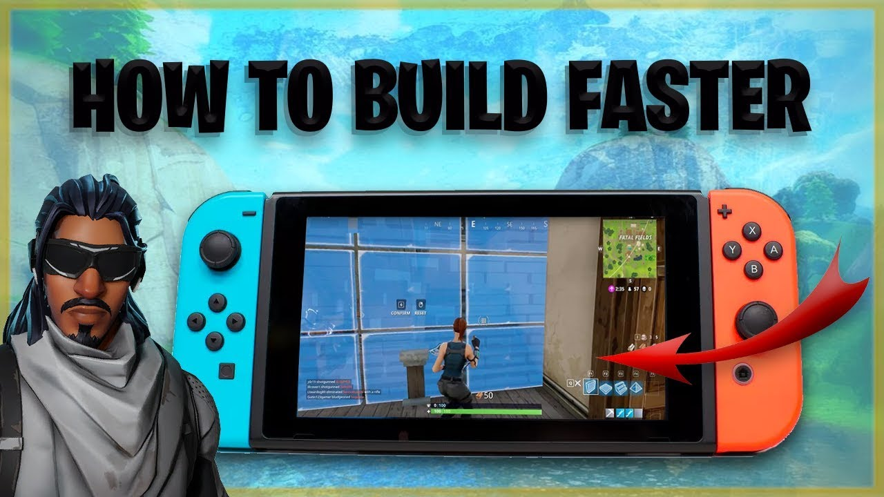 How to improve your aim in fortnite nintendo switch