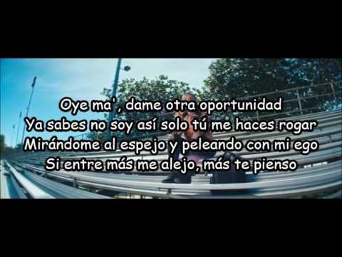 Maluma - El Perdedor - Letra
