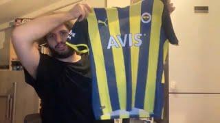 Fenerbahçe 2021 Forma İncelemesi #YaşıyoruzSeni Puma Forma