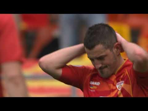Ukraine FYR Macedonia Goals And Highlights