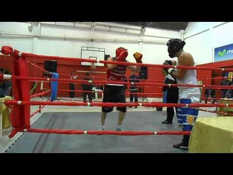 yankee: debut nicolas allende 1º combate