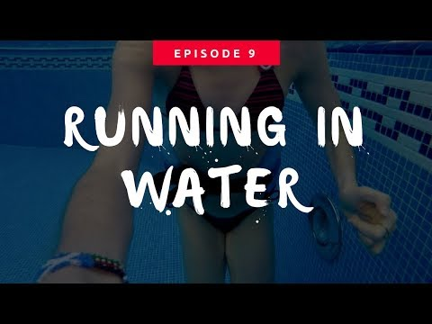 RUN IN WATER TO IMPROVE YOUR TIMES ON LAND!! | Cross-Training Chronicles | Ep9
