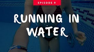 RUN IN WATER TO IMPROVE YOUR TIMES ON LAND!!   Cross-Training Chronicles   Ep9