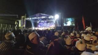 Bogor Raya Bersholawat (HABIB RIZIEQ) Masa Bodo Part2