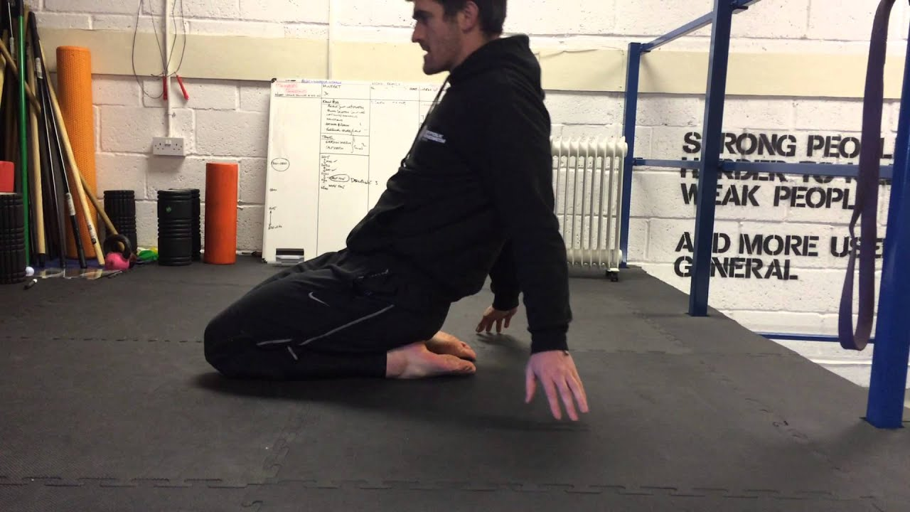 Warm Up Joint Capsule Mobility Foot Ankle Calf Youtube
