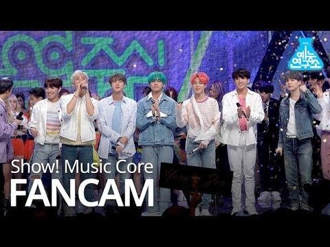 예능연구소 직캠 BTS - Boy With Luv 방탄소년단 - 작은 것들을 위한 시 No1 encore ver Show  Core 20190420