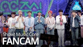 BTS - Boy With Luv, Bulletproof Boys - No.1 encore ver for small things. @Show! Music Core 20190420