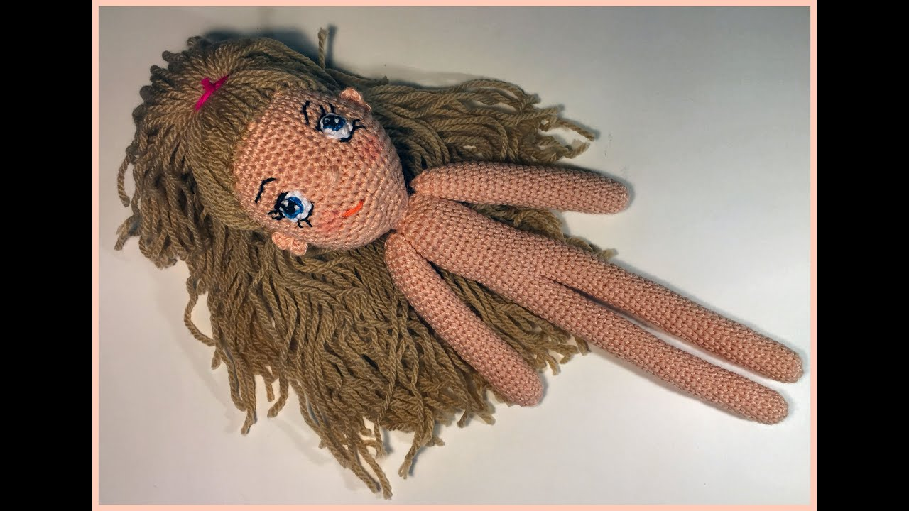 Crochet Doll Pattern Unique Inspiration Ideas