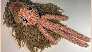Kayleigh Crochet Doll Tutorial