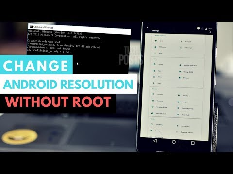 How To Change Android Phone Resolution Without Root
