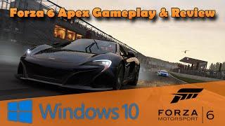 ANGEZOCKT! Forza Motorsport 6 Apex - Forza 6 für Windows 10 PCs? - Gameplay [deutsch]