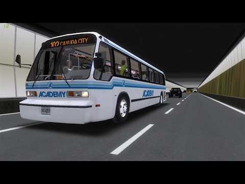 OMSI 2: Rt 102 (Greenville Transit Center — Caguya City Bus Terminal) Academy V3