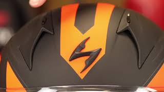 Quick review of the Scorpion EXO-R320 Helmet - T-Tv - Episode 7