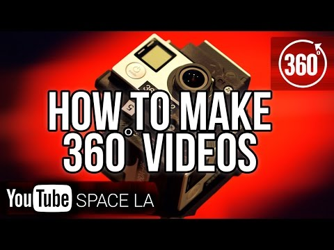 How To Make 360° Videos! | Pre-Production | YouTube Space LA