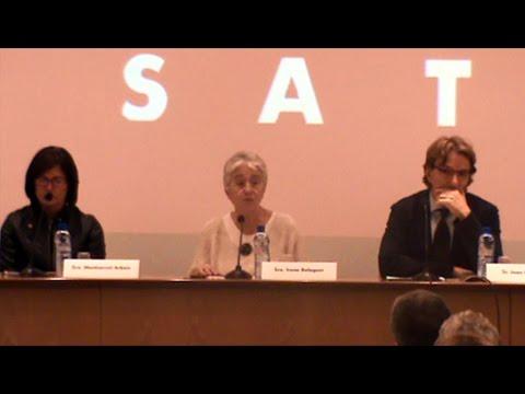 Acte de Lliurament del Premi de Pedagogia i els Guardons Marta Mata 2014