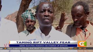 Isiolo launches massive vaccination of animals