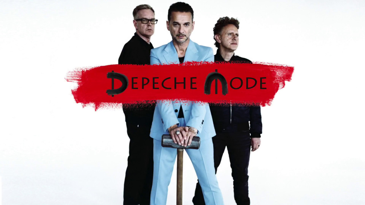 depeche mode spirit tour