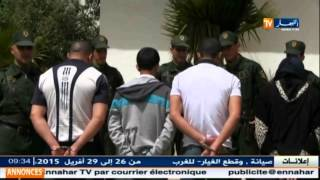 برج بوعريريج : مصالح الامن تلقي القبض على عصابة اشرار خطيرة ..!!