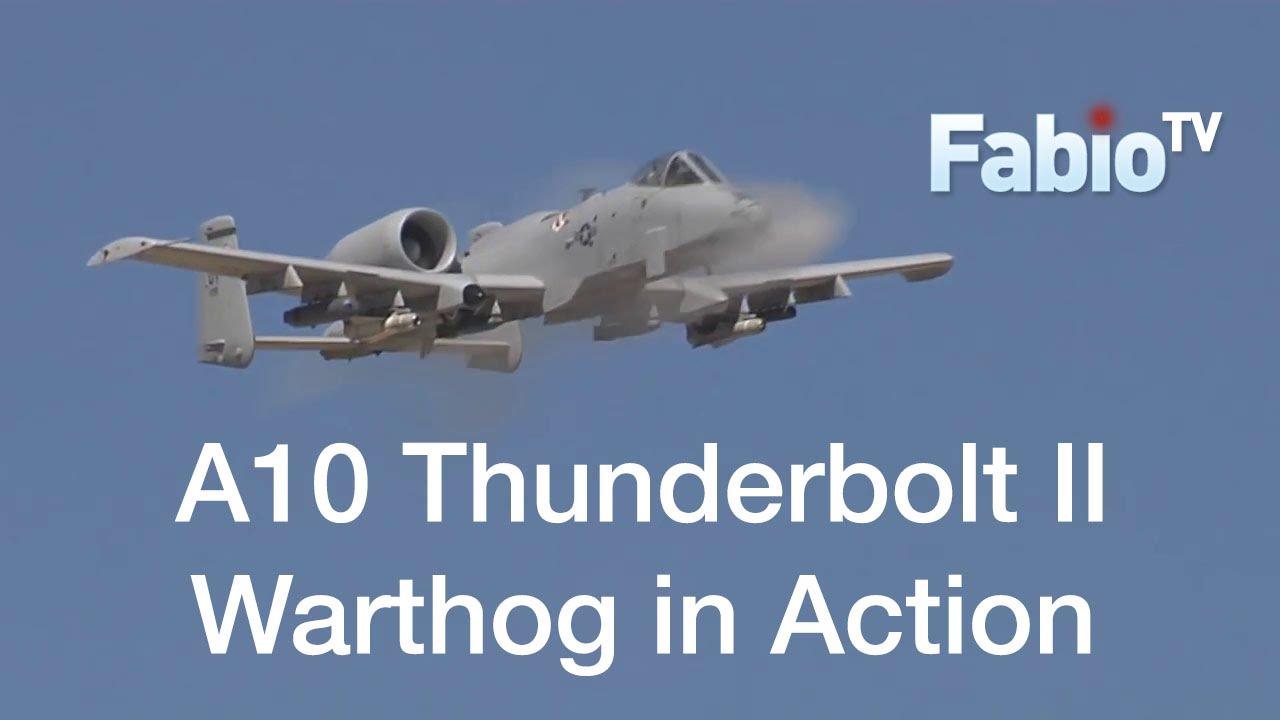 A-10 Thunderbolt II &gt- U.S. Air Force &gt- Fact Sheet Display