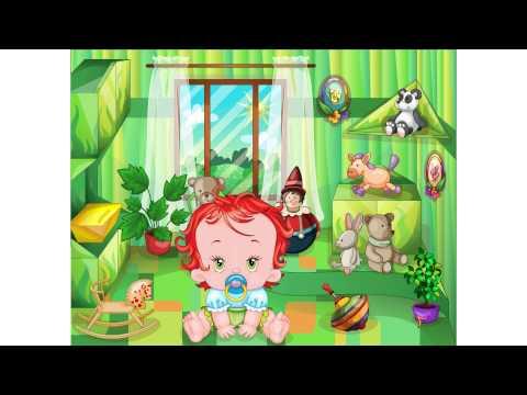 Игры Дом для Детей:Переделки—Украшаем Красивый Дом Мечты—Детские Онлайн Видео Игры Для Детей 2015