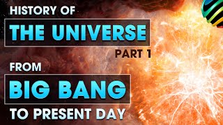 History of the Universe Part 1: From Big Bang to the Present Day