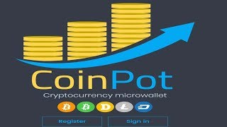Cryptocurrency Paying Faucets | Coinpot | Earn Bitcoin Episode 3
