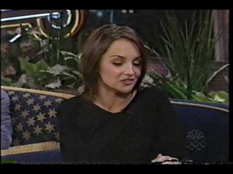 Thumbnail: Rachael Leigh Cook - Tonight Show 1999 , First appearance