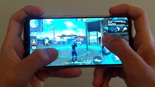 Handcam Shotgun God ⚡ Redmi Note 8 Pro | Free Fire Highlights 🇧🇷🍀