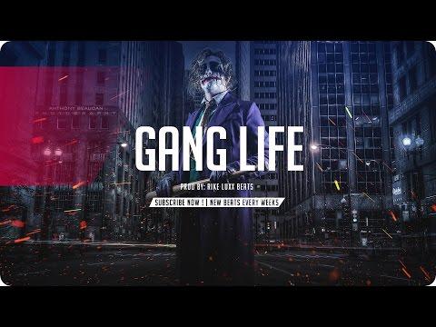 "Dark Trap Beat – ""GANG LIFE"" – Prod. By RikeLuxxBeats"