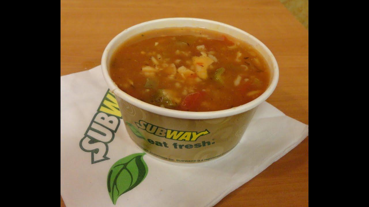 Subway Broccoli Soup Recipes 2018