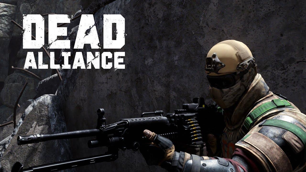 Dead Alliance - Multiplayer Trailer