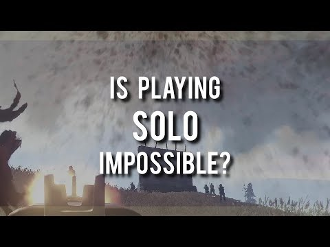 RUST SOLO 5ㆍIs It IMPOSSIBLE?