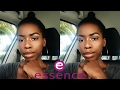 ONE BRAND AFFORDABLE MAKE-UP TUTORIAL FT. essence Cosmetics | South African YouTuber