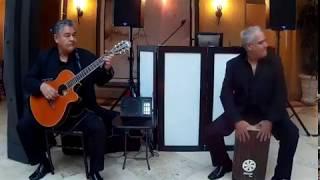 Miami Guitar - Cajon Duo: Jazz, Latin, Bossa, Flamenco, Pop (786)436-0285