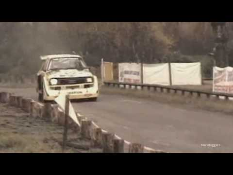 Audi Sport Quattro E2 With PDK And Walter Röhrl