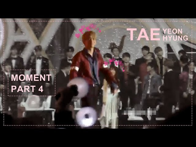 Taehyung & Taeyeon - VYEON Moments Part4