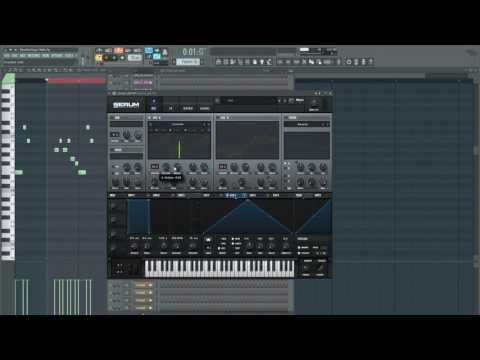 How To Make A Vocal Synth | Serum